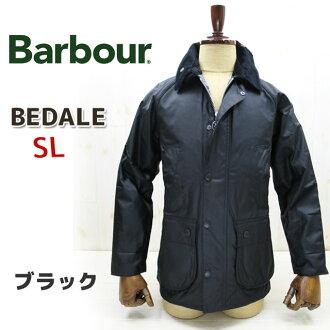 (巴布) BARBOUR 比代尔 SL (ビデイル SRS) 黑油夹克恐怖片 バヴアー バブワー 修身瘦