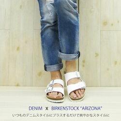 【★】【幅狭】【幅広】Birkenstockarizonaビルケンアリゾナビルケンシュトックarizona【WHITE】【BLACK】レディースメンズ