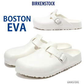 【スペシャルプライス】 ビルケンシュトック ボストン eva 【幅狭 36〜39サイズ】 birkenstock boston eva ビルケン eva ボストン 【WHITE】【BLACK】 幅狭 レディース 対応 イーブイエー エヴァ 在庫処分