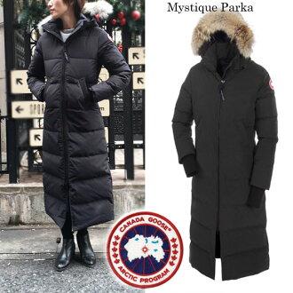Canada Goose Ladies Mystique Parka Black