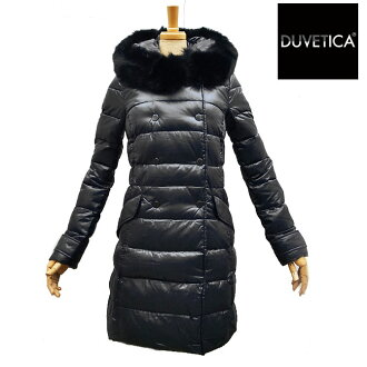 DUVETICA エフィラドュエデュベティカレディースダウンジャケット EFIRA ephyra FGK Fox Farve rack fur no okefiradue