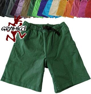 GRAMICCI (gramicci 短裤) グラミチショーツ [100%棉]