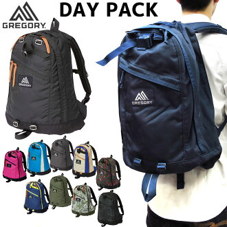 GREGORY 格雷戈里:格雷戈里 背包(格雷戈里 双肩包)DAYPACK[黑色 等经典颜色] 背包  gregory day pack