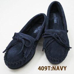 【即納】ミネトンカモカシン正規品minnetonkaミネトンカキルティスエードモカシンミネトンカキルティminnetonkakilty402409406409t痛くない靴フラットシューズ柔らかい歩きやすい