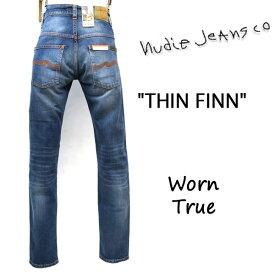 2019SS新作 NUDIE JEANS ( ヌーディージーンズ )THIN FINN [ WORN TRUE ](N013) / シンフィン [ ウォーントゥルー ] 49161-1198 SKU#113134 nudie jeans THINFINN ヌーディージーンズ メンズ