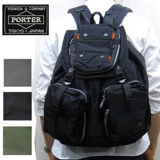 3D Pocket region with 1,045 points ビッグサイズリュック Yoshida bag porter tanker Porter tanker Luc ( W350XH415XD150 ) g/22 L RUCKSACK (rucksack) Yoshida Kaban 622-09162 porter backpack daypack