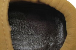 2018SS【国内正規商品】ファーストシューズ♪出産祝いにもおすすめuggベビーUGGアグベビーシビア【CHESTNUT】uggモカシン正規品ベビー靴2/34/511cm12,5cm