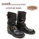 2017年【先行予約】限定モデル WESCO 【100th Anniversary Model】【 CENTURY BOSS 】 ウエスコ センチュリーボス  Horsehide 馬…