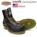 2019SS【本国アメリカのウエスコ社プロデュース】 WESCO 【100th Anniversary Model】【 Horsehide Jobmaster ...