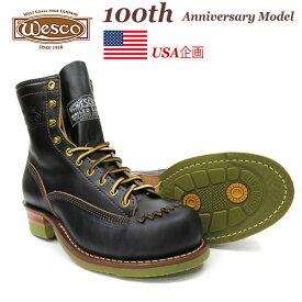 2019SS【本国アメリカのウエスコ社プロデュース】 WESCO 【100th Anniversary Model】【 Horsehide Jobmaster 38LTT 】 ウエスコ 限定モデル 馬革 ジョブマスター