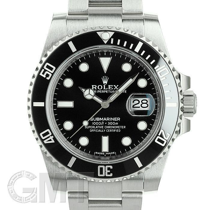 ロレックス サブマリーナデイト 116610LN ROLEX SUB MARINER  【新品】【腕時計】【メンズ】 【送料無料】 【あす楽_年中無休】