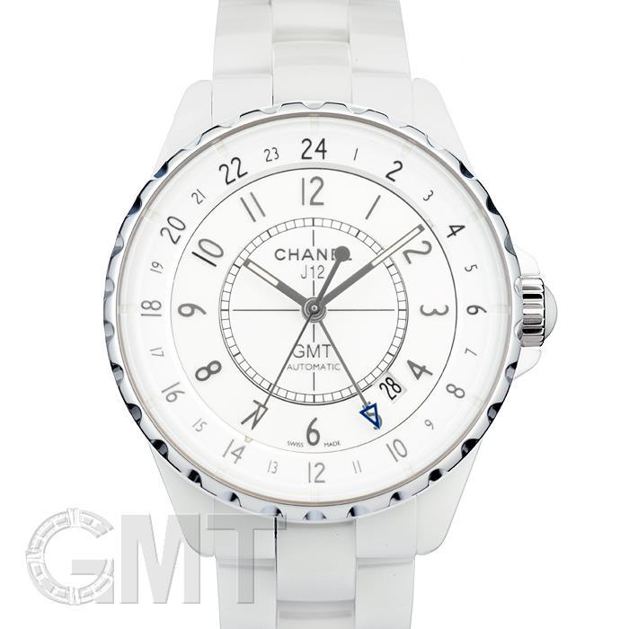 シャネル ジェイ トゥエルヴ シャネル ジェイトゥエルヴ GMT 38mm H3103 CHANEL 【新品】 【腕時計】【メンズ】 【送料無料】 【あす楽_年中無休】