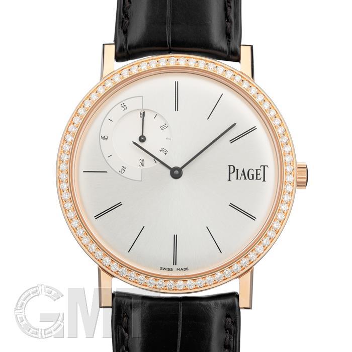 ピアジェ アルティプラノ G0A36118 シルバー ダイヤベゼル PIAGET 【新品】 【腕時計】【メンズ】 【送料無料】 【あす楽_年中無休】
