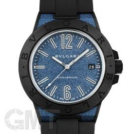 ブルガリ ディアゴノ マグネシウム DG41C3SMCVD ブルーラッカー BVLGARI 【新品】 【腕時計】【メンズ】 【送料無料】 【あす楽_年中無休】
