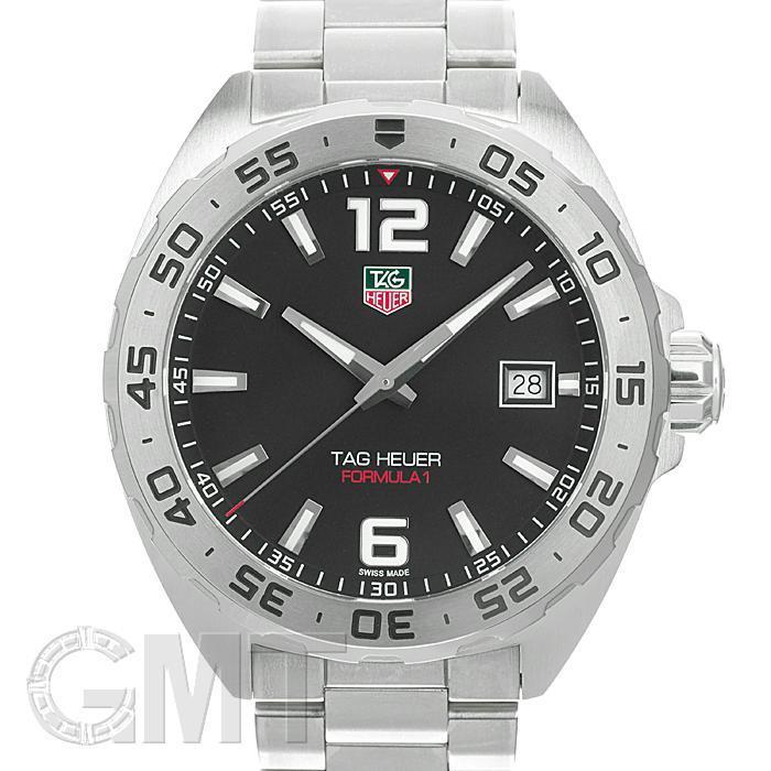 タグ・ホイヤー F1 ブラック WAZ1112.BA0875 TAG HEUER 【新品】【メンズ】 【腕時計】 【送料無料】 【あす楽_年中無休】