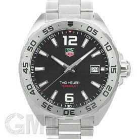 タグホイヤー F1 ブラック WAZ1112.BA0875 TAG HEUER 新品メンズ 腕時計 送料無料