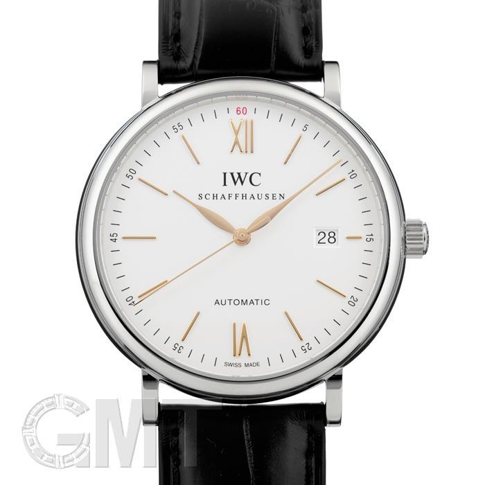 IWC ポートフィノ IW356517 IWC 【新品】【メンズ】 【腕時計】 【送料無料】 【あす楽_年中無休】