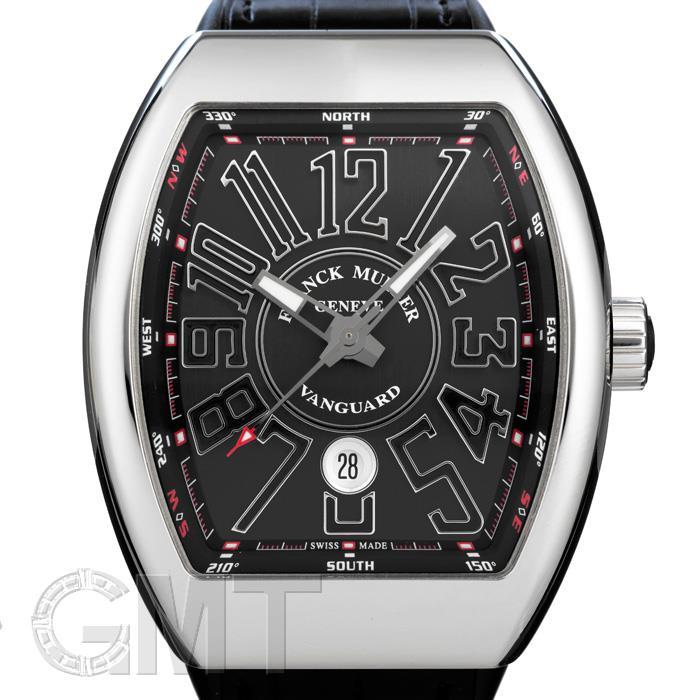 フランク・ミュラー ヴァンガード ブラック V45SCDT FRANCK MULLER 【新品】【メンズ】 【腕時計】 【送料無料】 【あす楽_年中無休】