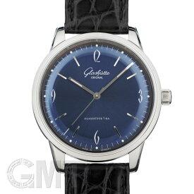 グラスヒュッテオリジナル セネタ シックスティーズ 1-39-52-06-02-04 ブルー GLASHUTTE ORIGINAL 新品メンズ 腕時計 送料無料