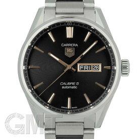 タグ・ホイヤー カレラ キャリバー5 デイデイト ブラック WAR201C.BA0723 NEWダイヤル TAG HEUER 新品メンズ 腕時計 送料無料