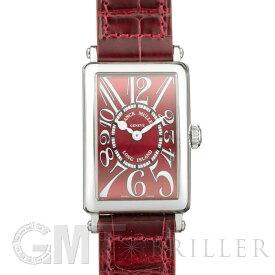 フランクミューラー ロングアイランド レディース レッドカーペット 902QZ RED CARPET FRANCK MULLER 新品レディース 腕時計 送料無料