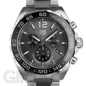 タグ・ホイヤー F1 クロノグラフ スティール&セラミック 43mm CAZ1011.BA0843 TAG HEUER 【新品】【メンズ】 【腕時計】 【送料無料】 【あす楽_年中無休】