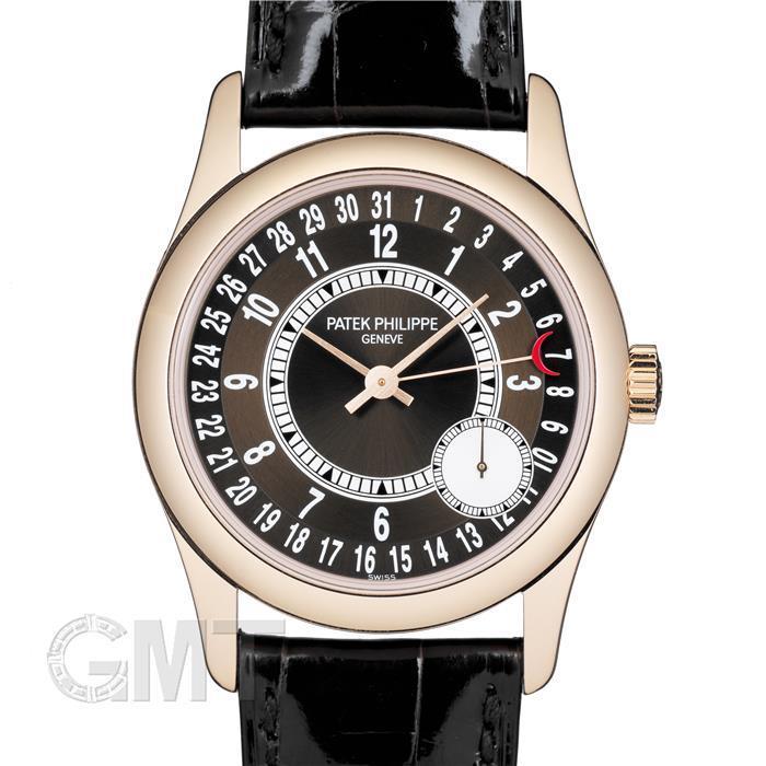 パテック・フィリップ カラトラバ 6000R-001 ローズゴールド PATEK PHILIPPE 【新品】【メンズ】 【腕時計】 【送料無料】 【あす楽_年中無休】