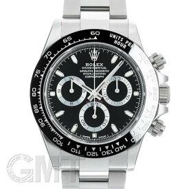 ロレックス デイトナ 116500LN ブラック ROLEX 新品メンズ 腕時計 送料無料
