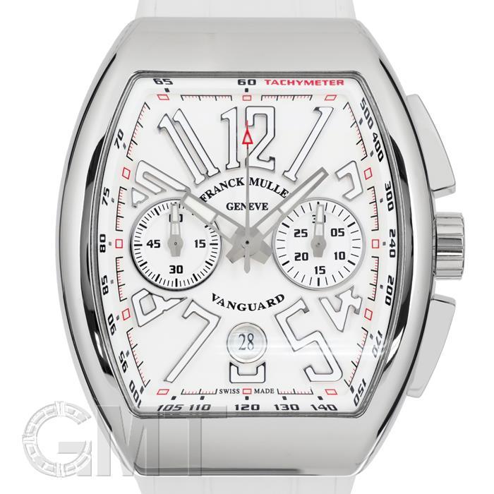 フランク・ミュラー ヴァンガード クロノグラフ V45CCDT FRANCK MULLER 【新品】【メンズ】 【腕時計】 【送料無料】 【あす楽_年中無休】