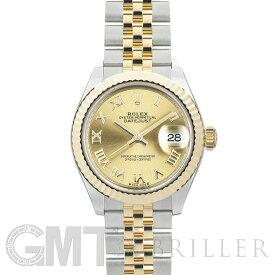 ロレックス デイトジャスト 28 279173 シャンパンローマ ROLEX 新品レディース 腕時計 送料無料