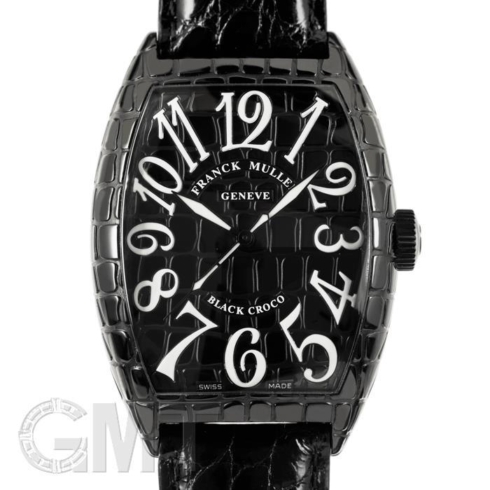 フランク・ミュラー トノウ カーベックス ブラッククロコ 8880SC BLK CRO FRANCK MULLER 【新品】【メンズ】 【腕時計】 【送料無料】 【あす楽_年中無休】