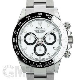 ロレックス デイトナ 116500LN ホワイト ROLEX 新品メンズ 腕時計 送料無料