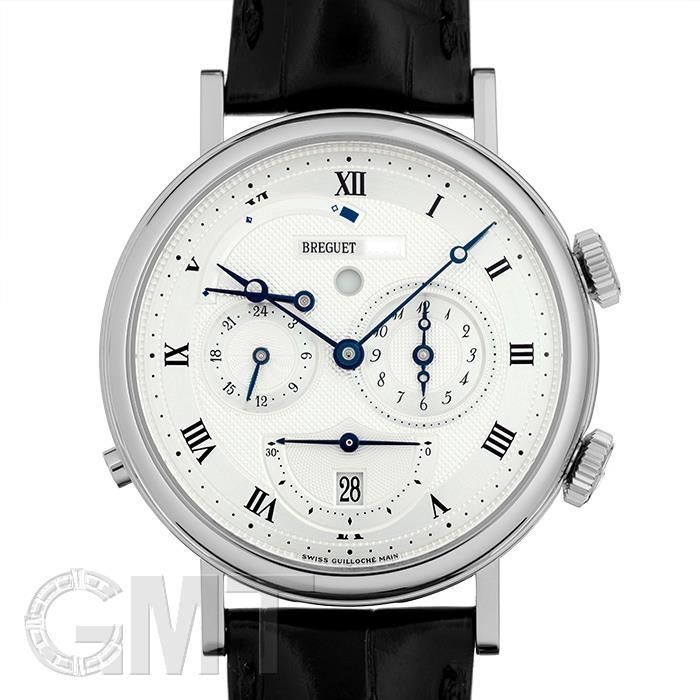 ブレゲ クラシック GMTアラーム 5707BB/12/9V6 BREGUET 【新品】【メンズ】 【腕時計】 【送料無料】 【あす楽_年中無休】