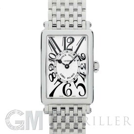 フランクミューラー ロングアイランド シルバー 902QZ FRANCK MULLER 新品レディース 腕時計 送料無料