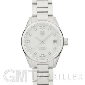 タグ・ホイヤー カレラ レディ WAR2414.BA0776 ホワイトMOP 12Pダイヤ TAG HEUER 新品レディース 腕時計 送料無料