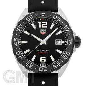 タグ・ホイヤー フォーミュラ1 200M ブラック WAZ1110.FT8023 TAG HEUER 【新品】【メンズ】 【腕時計】 【送料無料】 【あす楽_年中無休】