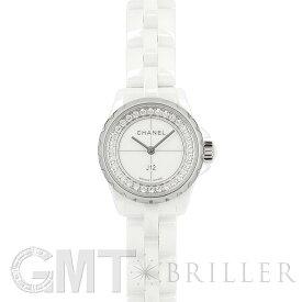 シャネル J12・XS H5237 19mm ホワイト CHANEL 新品レディース 腕時計 送料無料