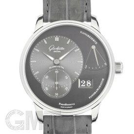 グラスヒュッテ オリジナル パノリザーブ グレー 1-65-01-23-12-04 GLASHUTTE ORIGINAL 新品メンズ 腕時計 送料無料