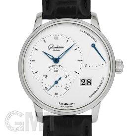 グラスヒュッテ オリジナル パノリザーブ 1-65-01-22-12-04 シルバー GLASHUTTE ORIGINAL 新品メンズ 腕時計 送料無料