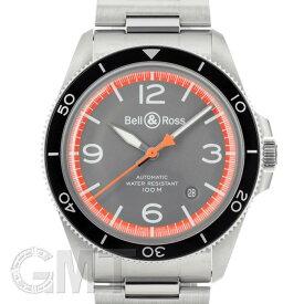 ベル&ロス ヴィンテージ BR V2-92 ガードコート [ステンレスベルト] BRV292-ORA-ST/SST BELL & ROSS 新品メンズ 腕時計 送料無料