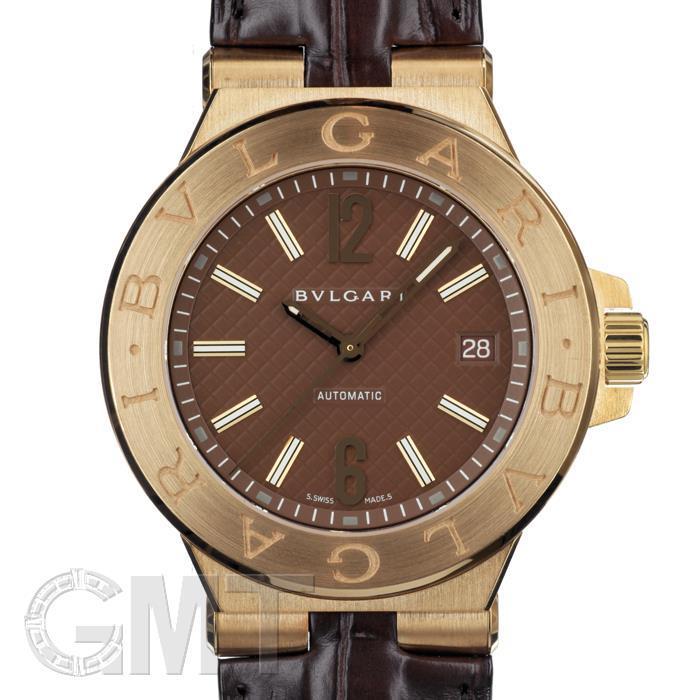 【世界限定500本モデル】ブルガリ ディアゴノ DG40C11GLD BVLGARI 【新品】【メンズ】 【腕時計】 【送料無料】 【あす楽_年中無休】