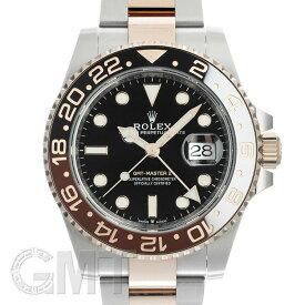 ロレックス GMTマスターII 126711CHNR ブラック/ブラウン ROLEX 【新品】【メンズ】 【腕時計】 【送料無料】 【あす楽_年中無休】