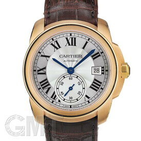 カルティエ カリブル ドゥ カルティエ 38MM WGCA0003 CARTIER 【新品】【メンズ】 【腕時計】 【送料無料】 【あす楽_年中無休】