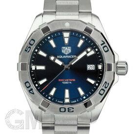 タグ・ホイヤー アクアレーサー 300m ブルー 41mm クォーツ WBD1112.BA0928 TAG HEUER 新品メンズ 腕時計 送料無料