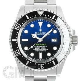 ロレックス ディープシー Dブルー 126660 ROLEX 新品メンズ 腕時計 送料無料