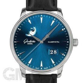 グラスヒュッテ オリジナル セネタ・エクセレンス・パノラマデイト・ムーンフェーズ 1-36-04-04-02-30 GLASHUTTE ORIGINAL 新品メンズ 腕時計 送料無料