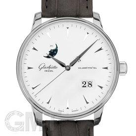 グラスヒュッテ オリジナル セネタ エクセレンス パノラマデイト ムーンフェーズ 1-36-04-05-02-31 GLASHUTTE ORIGINAL 新品メンズ 腕時計 送料無料