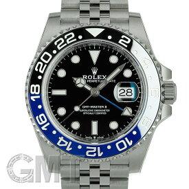 ロレックス GMTマスターII 126710BLNR ブルーブラック ROLEX 新品メンズ 腕時計 送料無料