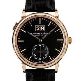 ランゲ&ゾーネ サクソニア・アウトサイズデイト 381.031 新品メンズ 腕時計 送料無料