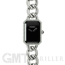 シャネル プルミエール H3252 ブラック CHANEL 新品レディース 腕時計 送料無料